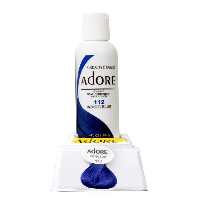 726b685856fad9 Adore Semi Permanent Hair Color - Indigo Blue - 112 - HAIR CARE ...