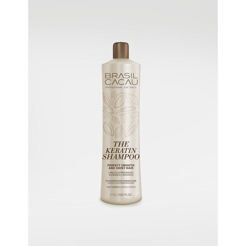 Brasil Cacau The Keratin Shampoo 1Litre - Click to enlarge