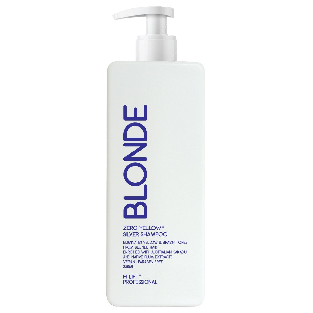 Hi Lift True Blonde Zero Yellow Shampoo 350ml - Click to enlarge