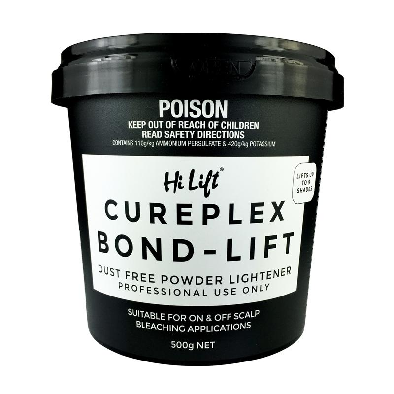Hi Lift Cureplex Bond - Lift Bleach 500g - Click to enlarge