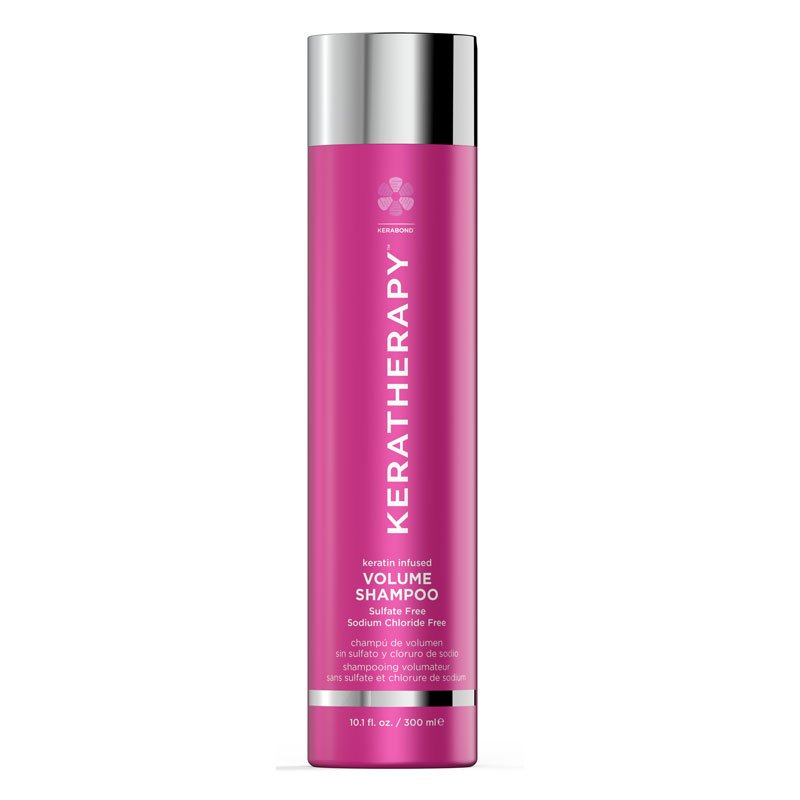 Keratherapy Keratin Infused Volume Shampoo 10oz-300ml - Click to enlarge
