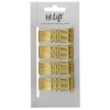 Hi Lift Bobby Pins Gold  40 per Card - Click for more info