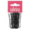 Sabrina Fringe Pins Black  50 pins per Bag - Click for more info