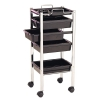 BMP 400 Chrome Trolley  Made in Italy - Click for more info