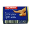 Titania Mini Pumice Sponge Mini Size - Click for more info