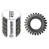 Goomee The Markless Hair Loop (Box of 4 pcs) - Charcoal - Click for more info