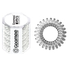 Goomee The Markless Hair Loop (Box of 4 pcs) - Diamond Clear - Click for more info