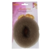 Hair Donut X-large Brown 12cm 180212 - Click for more info
