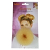 Hair Donut Small Blonde 6cm 180213 - Click for more info
