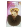 Hair Sausage Small Brown 15cm 125979 - Click for more info