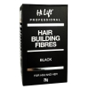 Hi Lift Hair Building Fibres 25g - Black - Click for more info