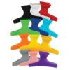 Butterfly Clips Assorted colours  12 Pieces - Click for more info