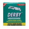 Derby Pro Single Edge Razor Blades 100pcs Per Box - Click for more info