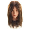 Hi Lift Mannequin Head Alisha - Medium Brown (35-40cm) - Click for more info