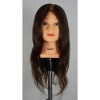 Hi Lift Mannequin Head Cherry - Extra Long Brown (55-60cm) - Click for more info