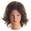 Hi Lift Mannequin Head Claire - Short Wavy (25-30cm) - Click for more info