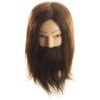Hi Lift Mannequin Head Dillon - Medium With Beard - Click for more info