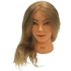 Hi Lift Mannequin Head Suzi - Light Blonde (40-45cm) - Click for more info