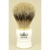 White Handle  100% Pure Bristles - Click for more info