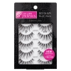 Salon Perfect Go Glam Multi Pack Black - 614 - 5 Pairs - Click for more info