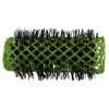 Original Swiss Brush Rollers 25mm  Green (6 per pack) - Click for more info